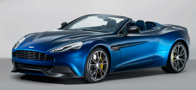 Most expensive cars: Aston Martin Vanquish Volante the most expensive homes most expensive cars featured image  Newsletter the most expensive homes most expensive cars featured image