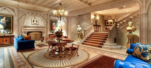 The most expensive homes: Woolworth Mansion in New York City The most expensive homes Woolworth Mansion in New York City1  Newsletter The most expensive homes Woolworth Mansion in New York City1