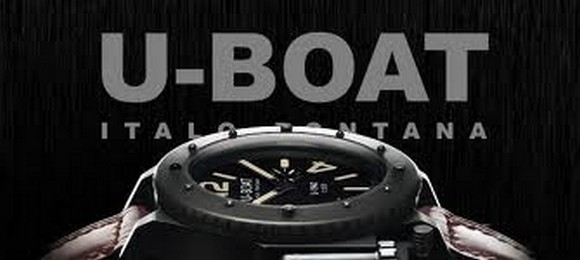 """The latest U-BOAT Chimera comes in a new case material featuring forged carbon fibre, employed in Aeronautics, making it extremely resistant yet surprisingly lightweight.""   GMT, U-BOAT's passion for materials at Baselworld transferir"