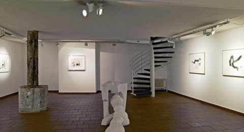 Galerie Carzaniga in Basel