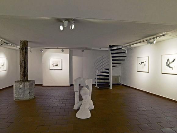 Galerie Carzaniga in Basel 4dX1