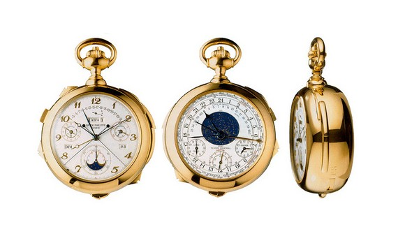 Top 5 most expensive watches Patek Philipp