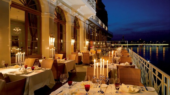 """Basel's culture, elegance and rich history is very much reflected in the city's award-winning restaurants where bohemia and elegance combine perfectly.""  Basel Best Restaurant to have dinner 1"