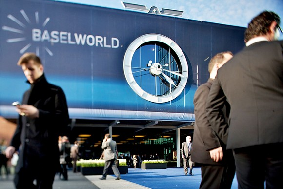 """With 15 days to go Baselshows starts the countdown of Baseworld. The most important Swiss watch and jewellery exhibition in the world will begin at March 27th with all the luxury brands you can imagine. ""  Baselworld 2014 Countdown Begins. March 27th-April 3rd Baselworld 2014 04"