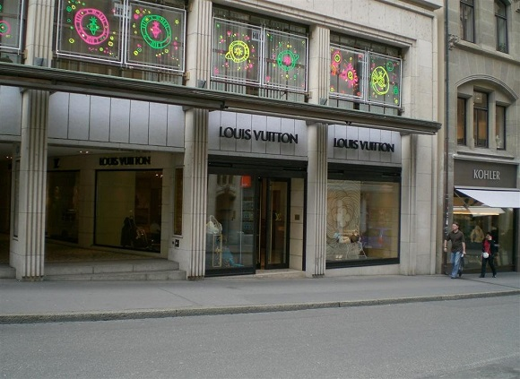 """During BaselWorld show where you'd be able to appreciate the most amazing watch and jewelry brands, enjoy shopping in the luxury stores of the city.""  Luxury shopping: Must visit stores while in Basel Luxury shopping Must visit stores while in Basel Louis Vuitton"
