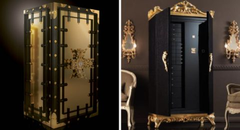 Luxury Safes by the Hand of Master Artisans  Luxury Safes by the Hand of Master Artisans Top Luxury Brands you must see at Baselworld 2014 480x260