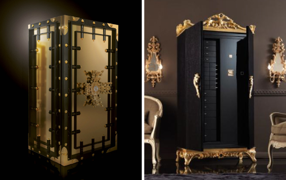 Luxury Safes by the Hand of Master Artisans