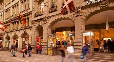 Top design stores in Switzerland