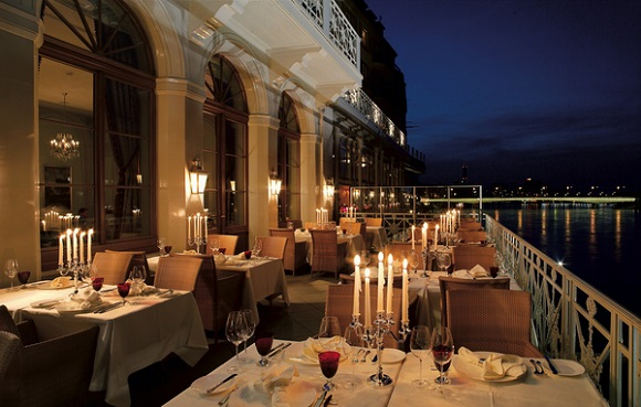 Friday night in Basel: Best Restaurants Guide luxury and romantic restaurants basel chateau blanc1  Home luxury and romantic restaurants basel chateau blanc1