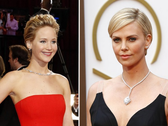 """""""Yesterday night was the most important night for movies lovers but us jewelry lovers also have good news! """""""