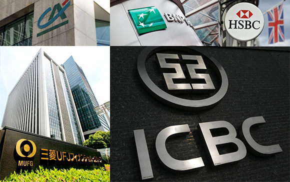 top 5 worlds biggest banks 2014 slide