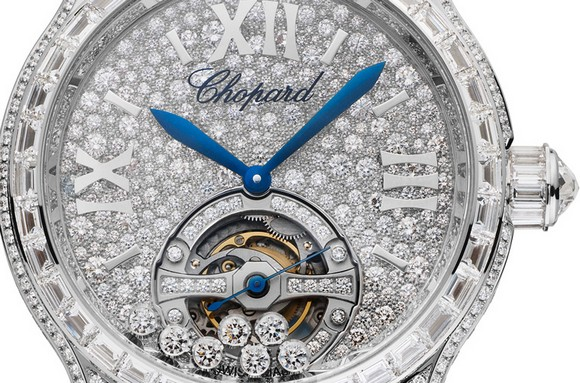 """This spring Chopard is focusing on graceful lightness with the new Happy Diamonds Buterflies collection. """