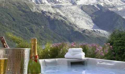 Luxury Swiss Chalets