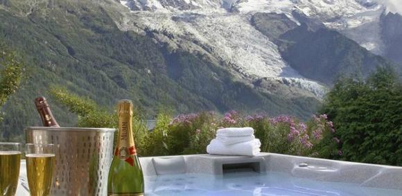Luxury Swiss Chalets