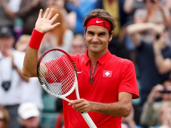 Switzerland's Roger Federer roger federer Roger Federer's Luxurious Houses Roger Federer London 2012 Davis Cup  Home Roger Federer London 2012 Davis Cup