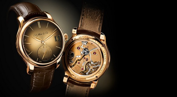 Swiss watch brand Moser