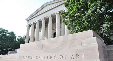National Gallery of Art, Washington  Top 10 Art Galleries and Museums in the World national gallery art washington dc 16913982 480x260
