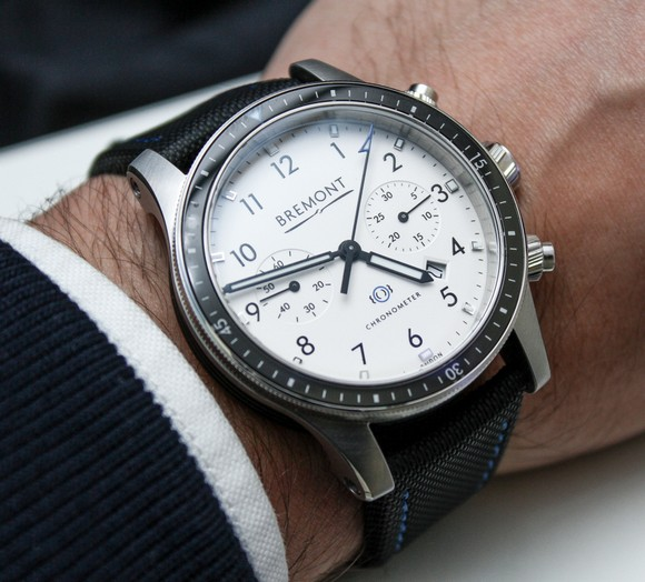 Bremont Boeing Model 247 Chronograph White  Top 10 Watches Of Baselworld 2014 Bremont Boeing Model 247 112