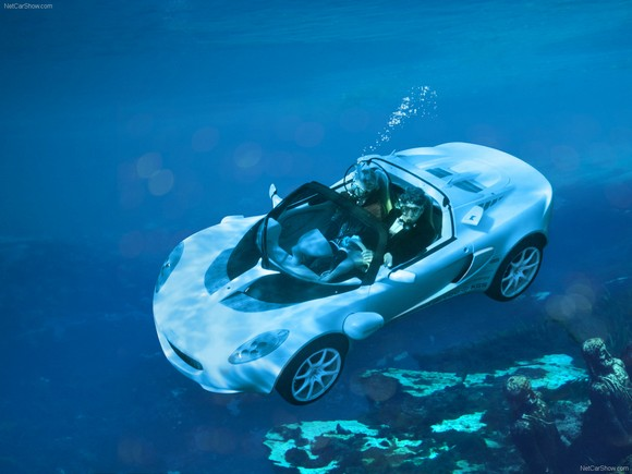 Luxury Amphibious Car: Rinspeed's 'sQuba'  Swiss Luxury Amphibious Car: Rinspeed's sQuba Rinspeed sQuba mp168 pic 52328