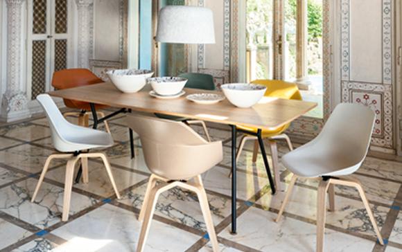 Highlights from Design Days Geneva 2014, top Swiss Magazine, Espaces Contemporains, Swiss creators, top designers, Tom Dixon, Patricia Urquiola, Basel Shows