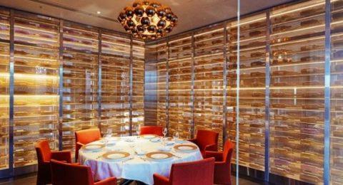 Luxury design restaurants in Lausanne