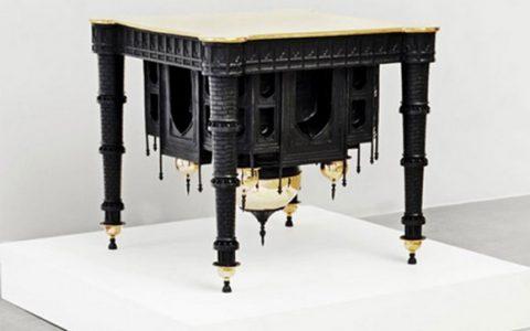 Design Miami 2014: The Best Exhibitors  Design Miami 2014: The Best Exhibitors Taj Mahal Table 480x300