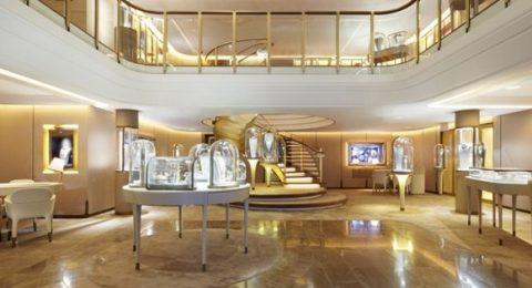 Most amazing luxury jewelry boutiques around the world Van Cleef Arperls Basel Shows luxury1 480x260