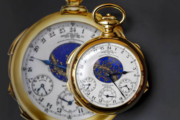 Collector's preview: World's most expensive pocket watch  Collector's preview: World's most expensive pocket watch most expensive Swiss watch in the world Basel Shows