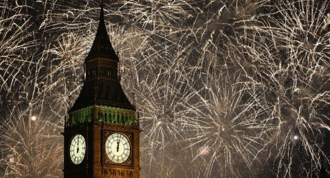 TOP 10 NEW YEAR's EVE DESTINATIONS AROUND THE WORLD