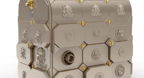 Most Expensive Jewels Most Expensive Jewels: Caviar Gold Collection from Lagos MAHARAJA 05 480x260