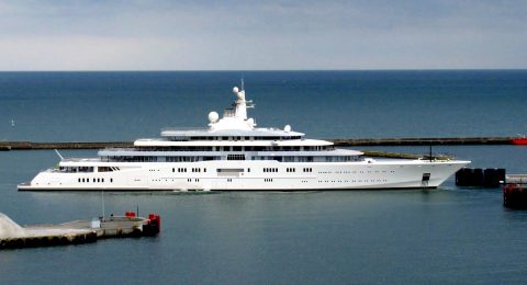 MYEclipse-Frederikshavn-most beautiful celebrities yachts-basel shows  The Most Beautiful Celebrity Yachts MYEclipse Frederikshavn Denmark 480x260