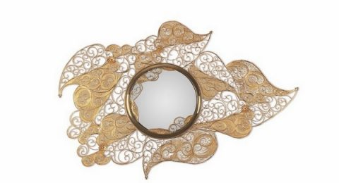 Most Expensive Jewels Most Expensive Jewels: Caviar Gold Collection from Lagos filigree mirror 01 480x260