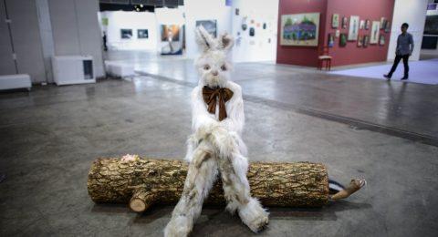 Hong Kong welcomes Art Basel show 2015