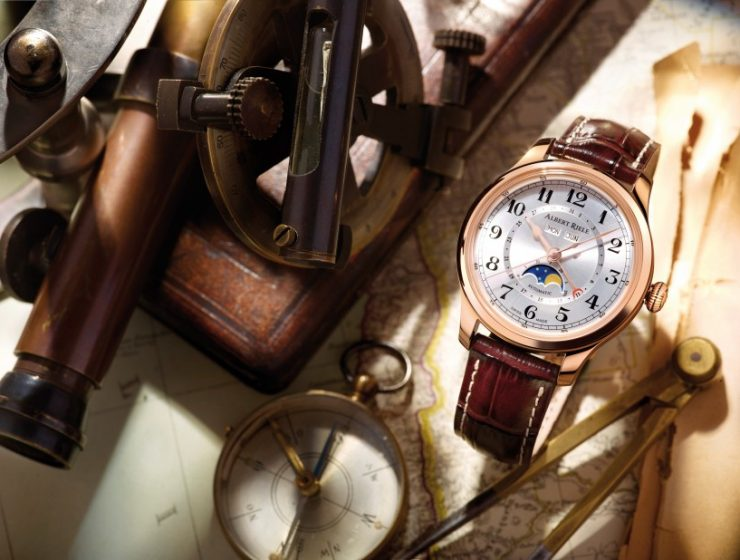 Albert Riele and the Swiss Made Timepieces swiss made timepieces Albert Riele and the Swiss Made Timepieces AlbertRiele Family1881 522GA14 SP33A LN K1 Img11 e1427113577941 740x560