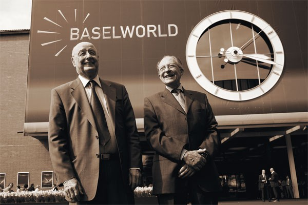 Jacques Duchêne President of the Exhibitors Committee Baselworld, died  Baselworld-President has died last night Jacques Duch  ne President of the Exhibitors Committee Baselworld died 21 e1426764022388