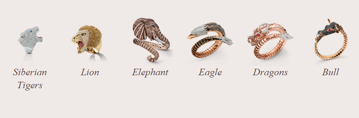 Baselworld Trends 2015 – Roberto Coin Jewelry roberto coin 2015 collection rings e1426767817868 740x245