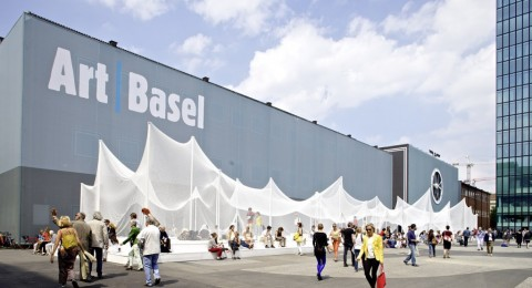 Art Basel: most important Gallery Floor Plan changed