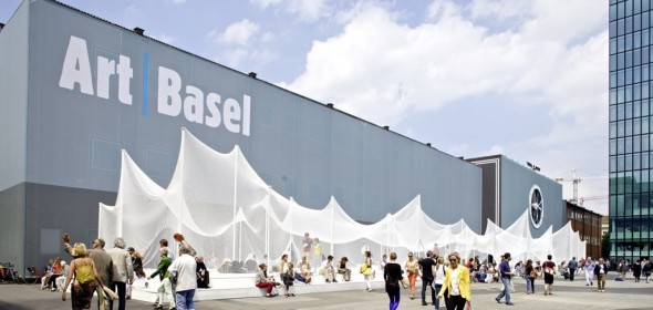 Basel-Shows-Art Basel most important Gallery Floor Plan changed