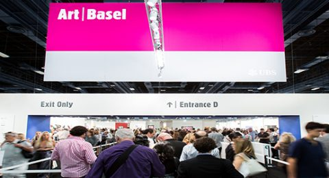 Get ready for the Art Basel 2015