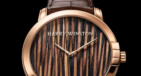 Harry Winston's Preview for Baselworld  2015