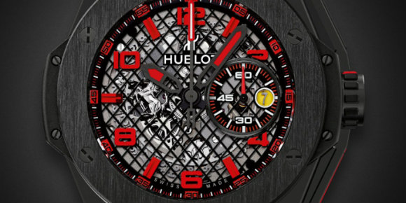 Baselshows--Preview of Big Bang Ferrari from HUBLOT-Featured  Preview of Big Bang Ferrari from HUBLOT Baselshows Preview of Big Bang Ferrari from HUBLOT Featured