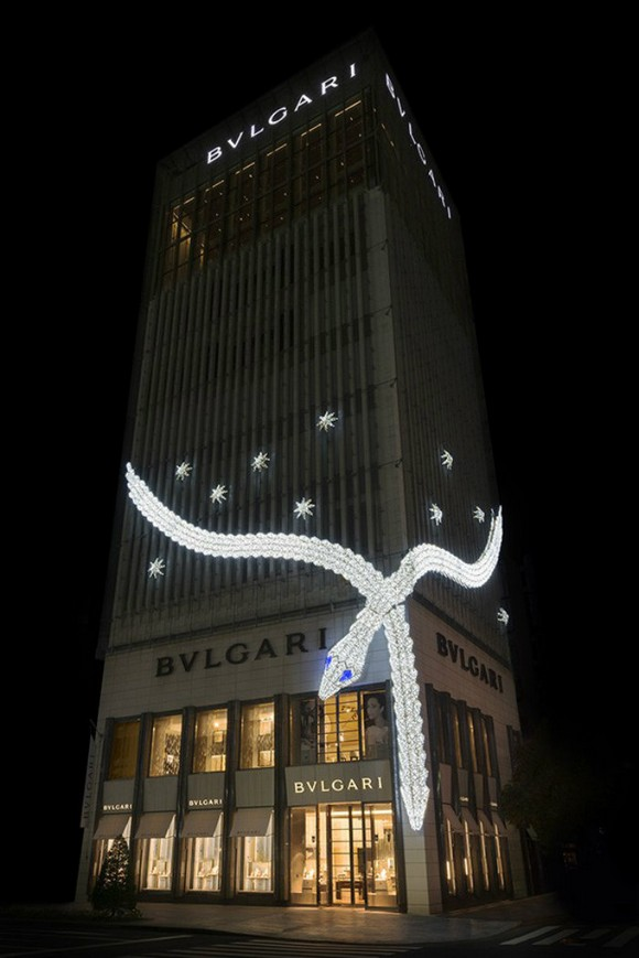 Have a Sparkling Christmas with Bulgari (3)