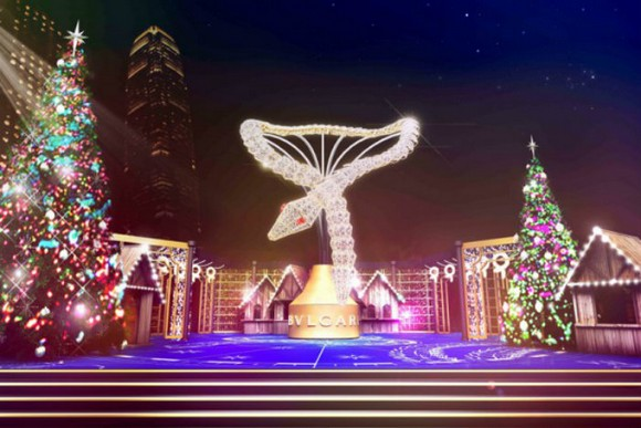 Have a Sparkling Christmas with Bulgari (4)