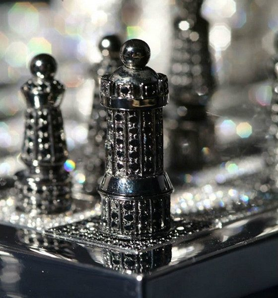 Most Expensive Chess Set With Diamonds