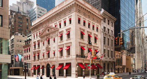Private Shopping: Visit Cartier Mansion at 5th Avenue