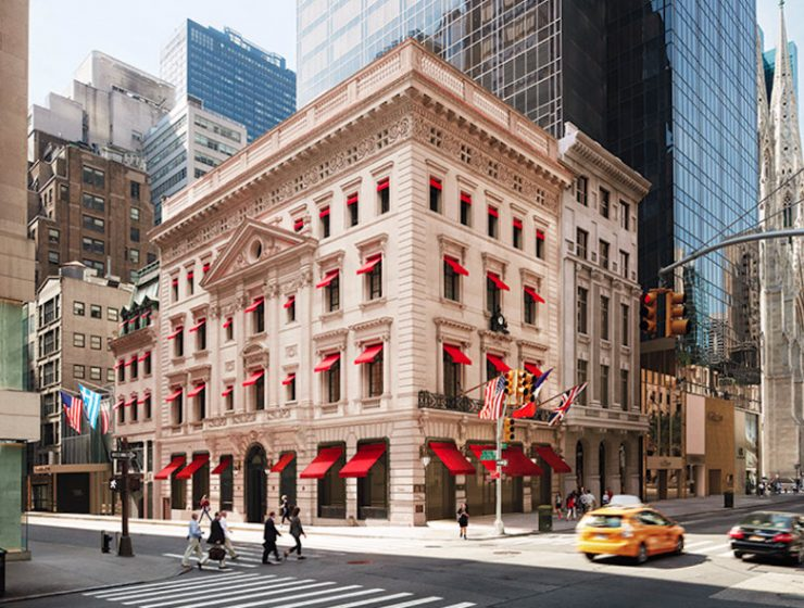 Private Shopping Private Shopping: Visit Cartier Mansion at 5th Avenue Private Shopping Visit Cartier Mansion at 5th Avenue 740x560