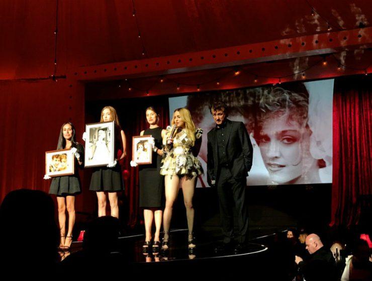 Art Basel Auction Art Basel Auction: Madonna and Sean Wedding Photos Art Basel Miami Beach Auction Madonna and Sean Penn Wedding Photos 740x560