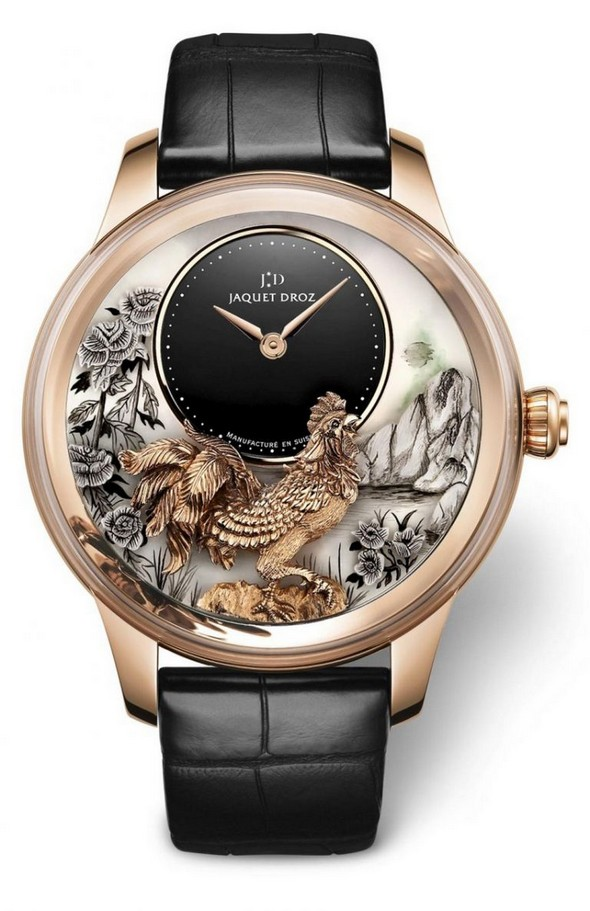 Luxury Watches: Jaquet Droz Fire Rooster Collection jaquet droz fire rooster collection Luxury Watches: Jaquet Droz Fire Rooster Collection Jaquet Droz Fire Rooster Collection 4 768x1186