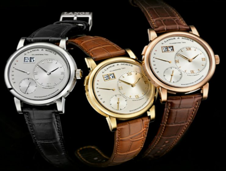 Most Expensive A. Lange & Söhne's Luxury Watch
