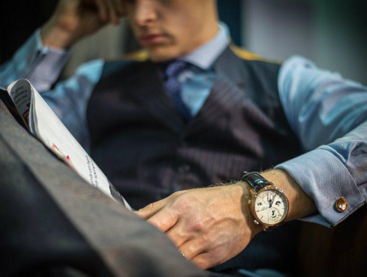 Luxury Watches Glashütte Original Senator Cosmopolite
